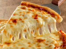 Extreme Cheese Pizza