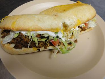 Taco Sub